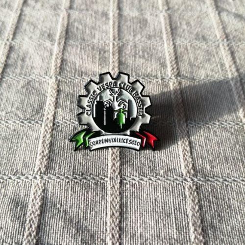 Officiële pin - Classic Vespa Club Hasselt vzw