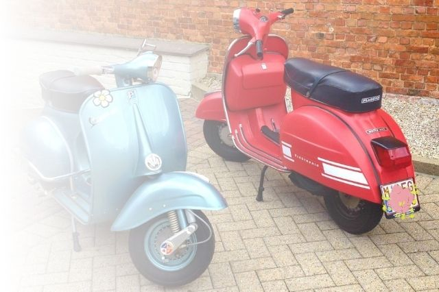 VS1T Rally 200 - Classic Vespa Club Hasselt